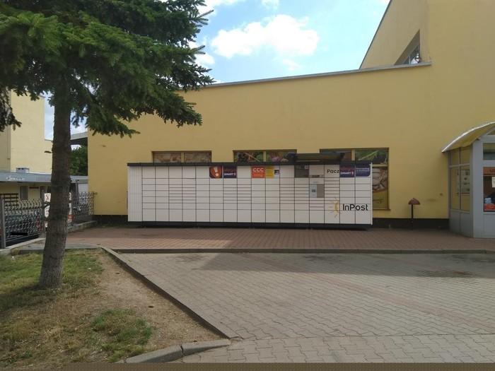 Paczkomat BAR02N Bartoszyce