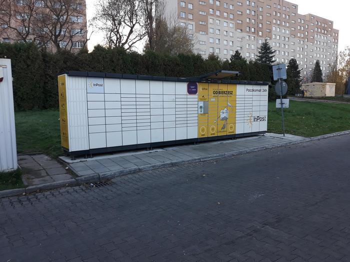 Paczkomat BBI06N Bielsko-Biała