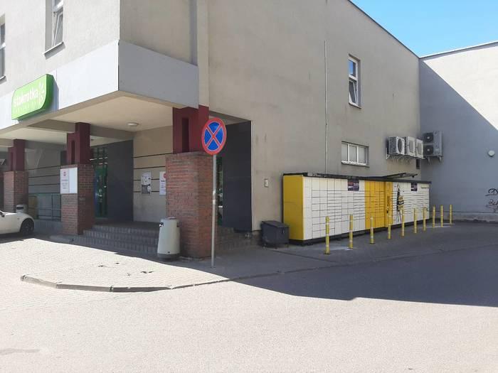 Paczkomat BIA03A Białystok