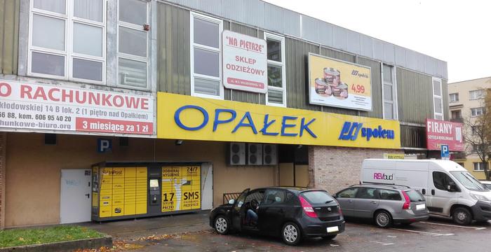 Paczkomat BIA03G Białystok