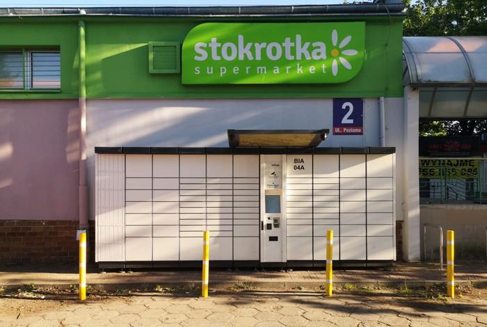 Paczkomat BIA04A Białystok
