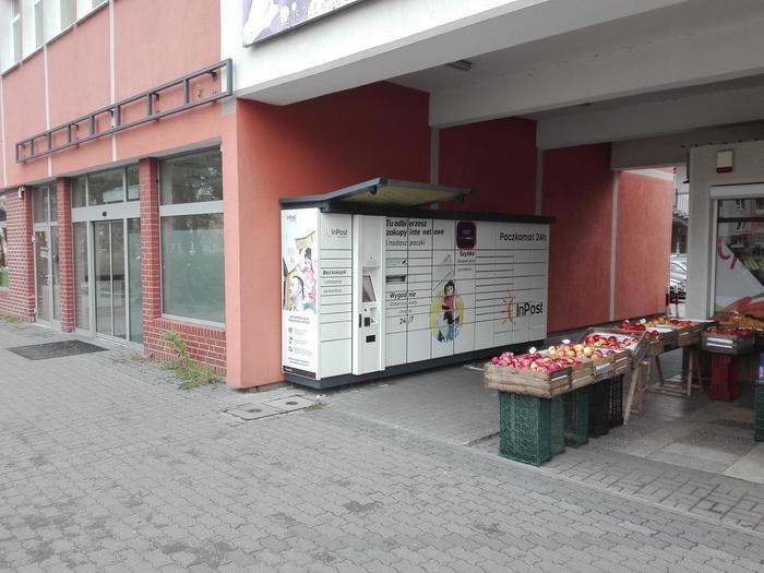 Paczkomat BYD10A Bydgoszcz