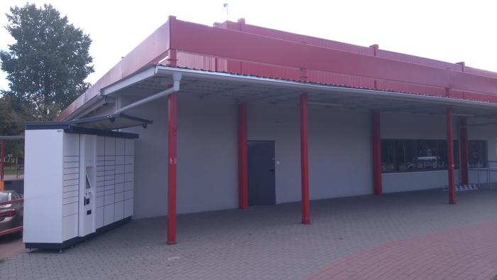 Paczkomat BYD14A Bydgoszcz
