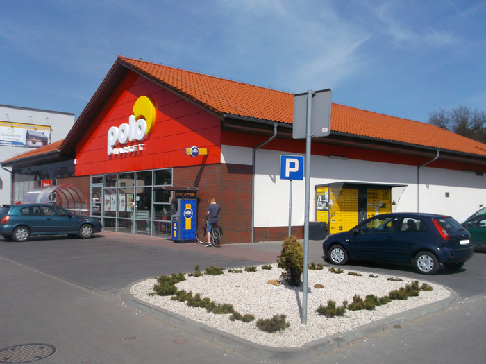 Paczkomat BYD914 Bydgoszcz