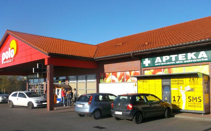 Paczkomat BYD918 Bydgoszcz