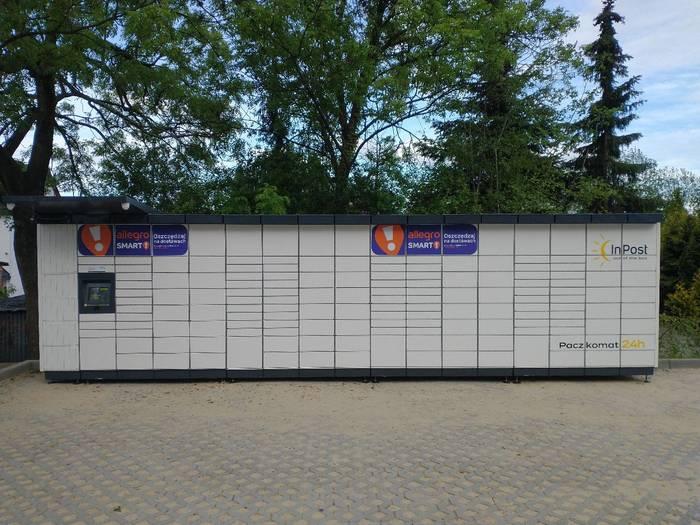 Automatic Parcel Lockers