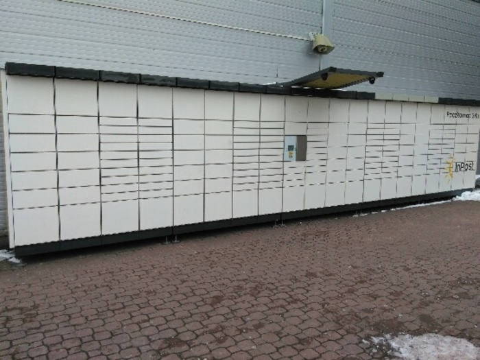 Paczkomat CZE05N Częstochowa