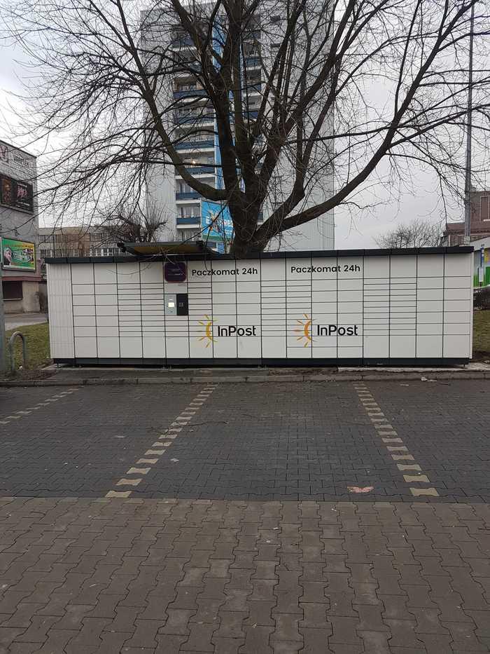 Paczkomat DGO04N Dąbrowa Górnicza