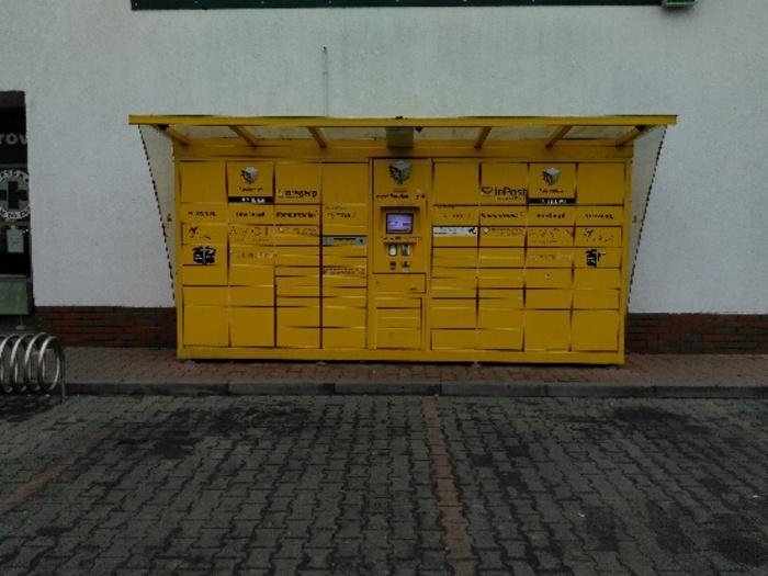 Paczkomat ELK152 Ełk