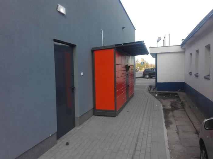 Paczkomat GDA05F Gdańsk