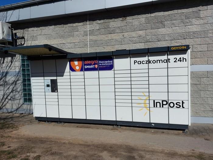 Paczkomat GDY01N Gdynia