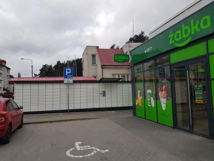 Paczkomat GDY02N Gdynia