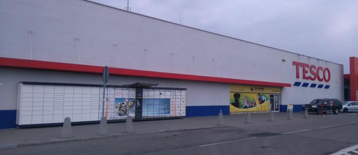 Paczkomat GDY04A Gdynia