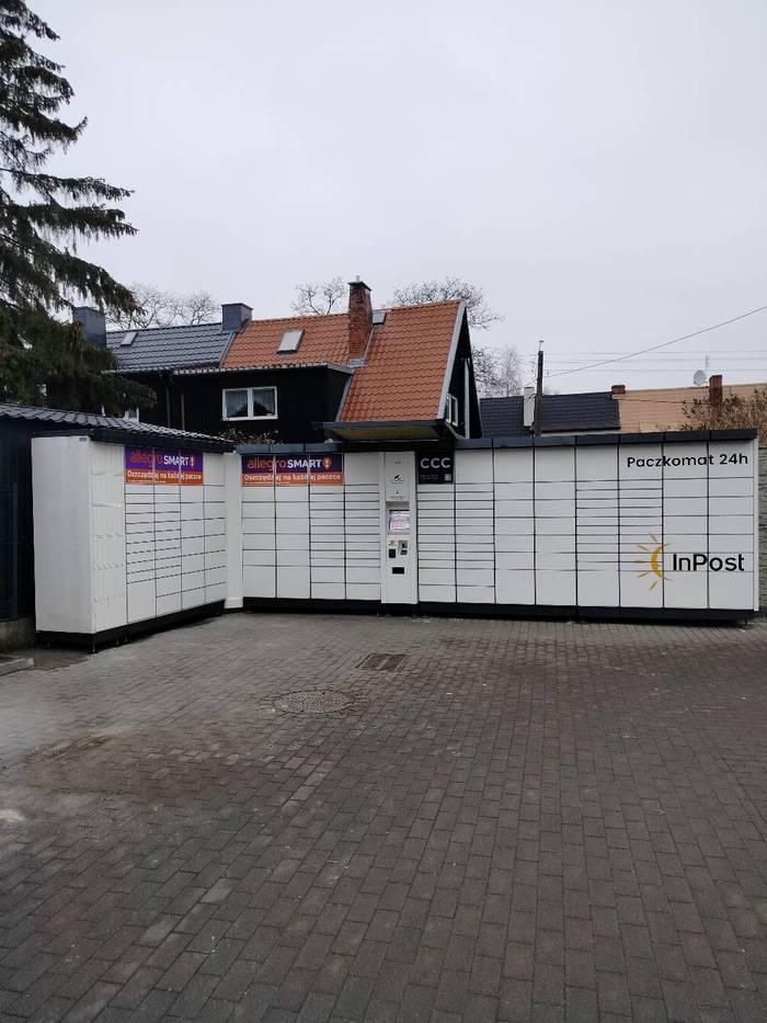 Paczkomat GDY10A Gdynia