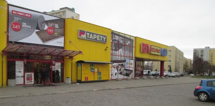 Paczkomat GWI029 Gorzów Wielkopolski