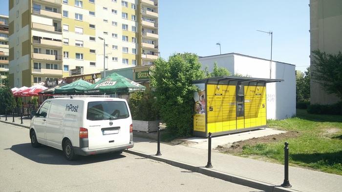 Paczkomat INO01D Inowrocław
