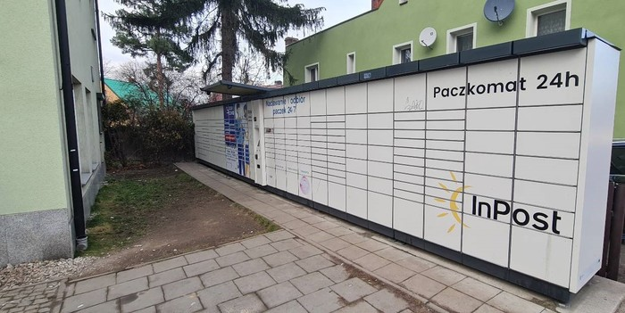 Paczkomat JGO04ML Jelenia Góra