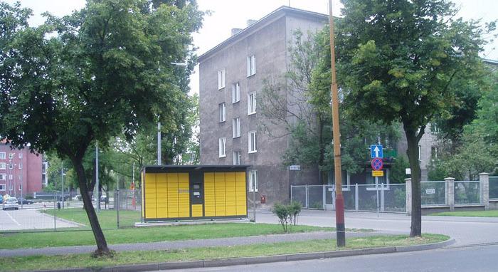 Paczkomat KAL356 Kalisz