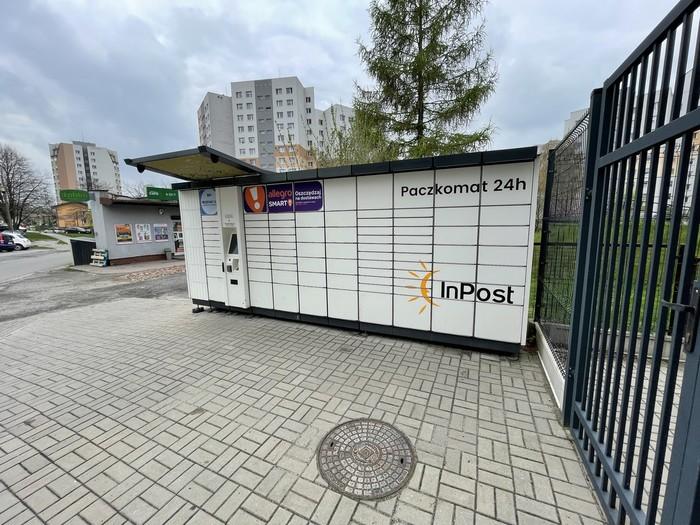 Paczkomat KAT02A Katowice