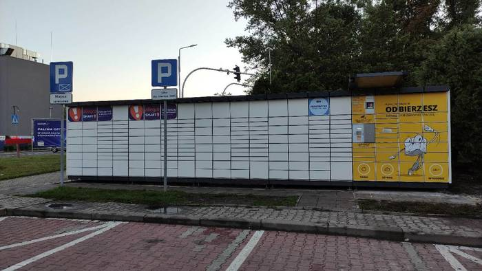 Paczkomat KAT02N Katowice