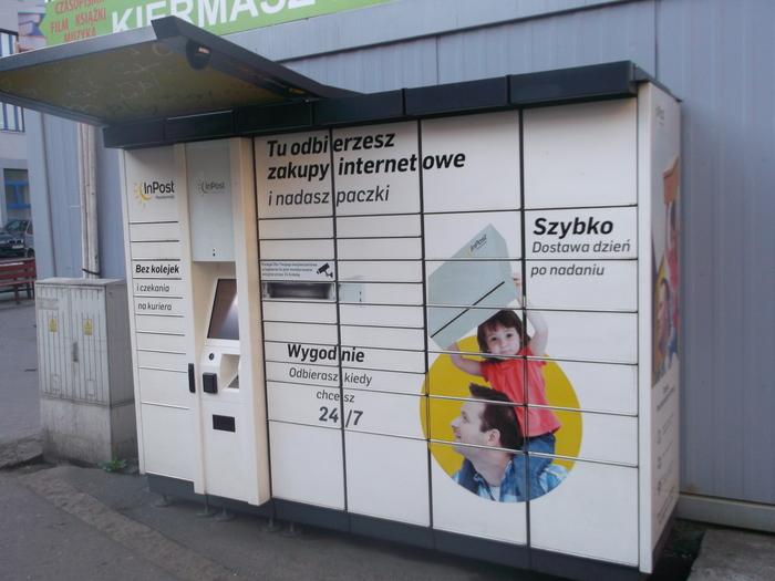 Paczkomat KAT08A Katowice
