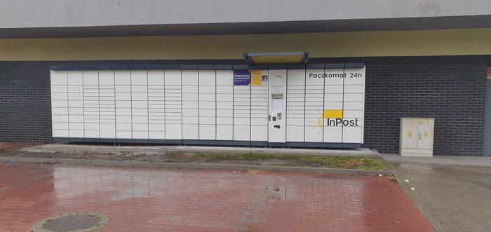 Paczkomat KAT10A Katowice