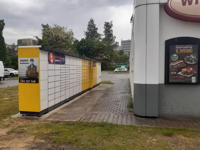 Paczkomat KAT15A Katowice