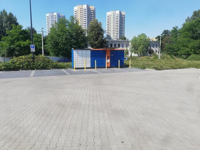 Paczkomat KAT18A Katowice