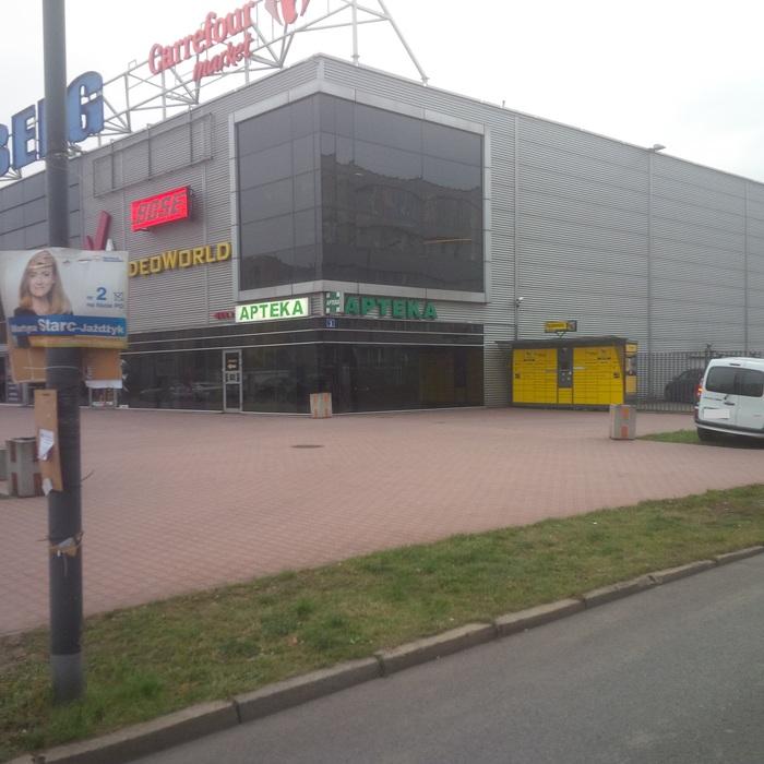 Paczkomat KAT216 Katowice
