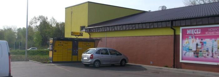 Paczkomat KAT224 Katowice
