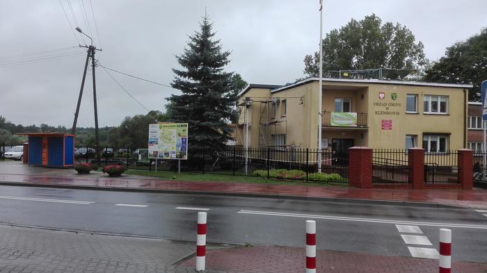 Paczkomat KLM01G Klembów
