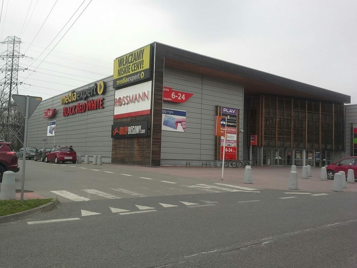 Paczkomat POP-BBI5 Bielsko-Biała