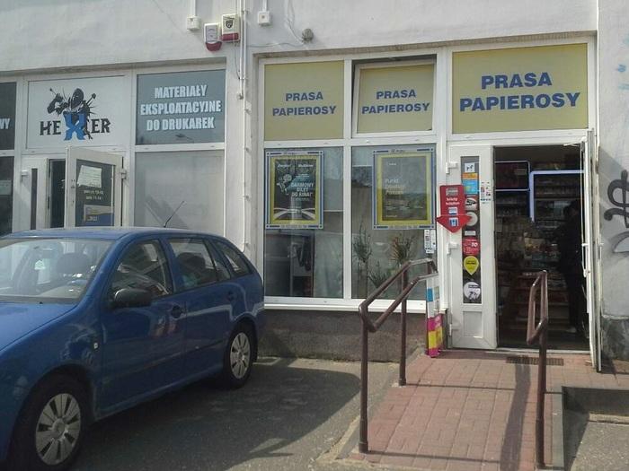 Paczkomat POP-BYD31 Bydgoszcz