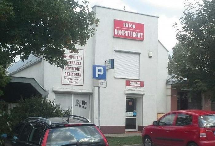 Paczkomat POP-BYD35 Bydgoszcz