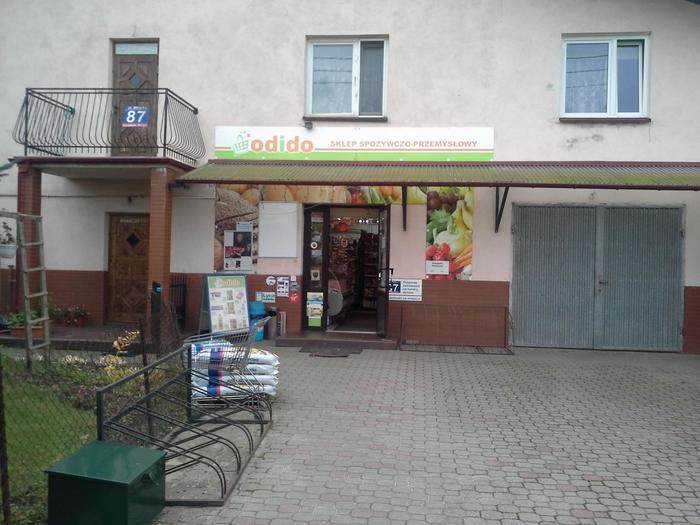Paczkomat POP-CZP1 Cząstków Polski