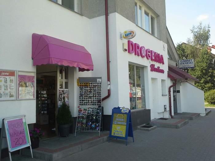 Paczkomat POP-GDY6 Gdynia