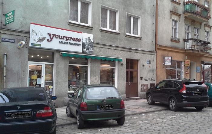 Paczkomat POP-KAL21 Kalisz