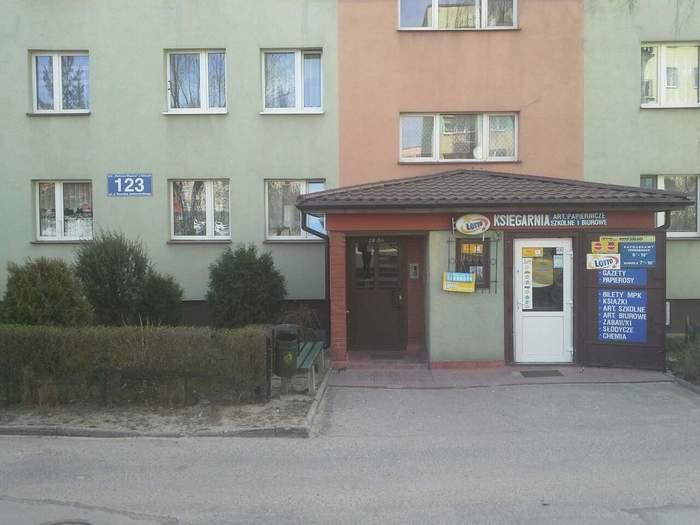 Paczkomat POP-KIE17 Kielce