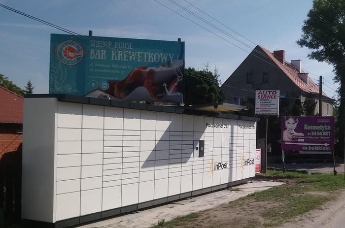 Paczkomat WRO19N Wrocław